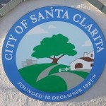 """picture of the emblem of city of santa clarita ca"""