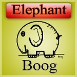 elephant by boog small